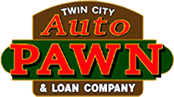Twin City Auto Pawn Logo